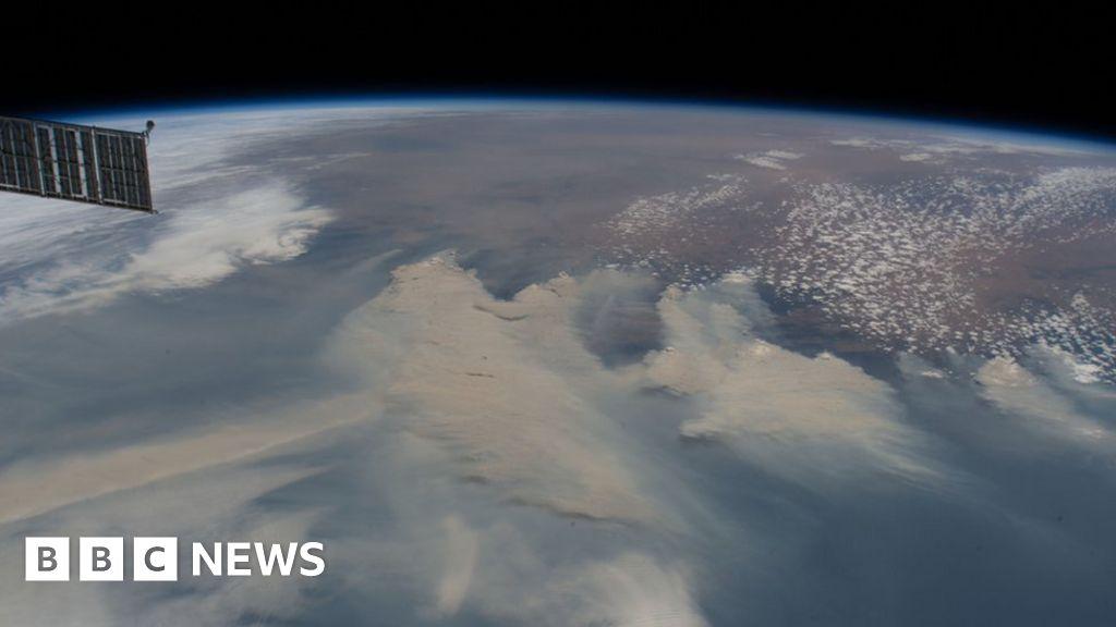Bushfire smoke likely to make Earth 'full circuit'