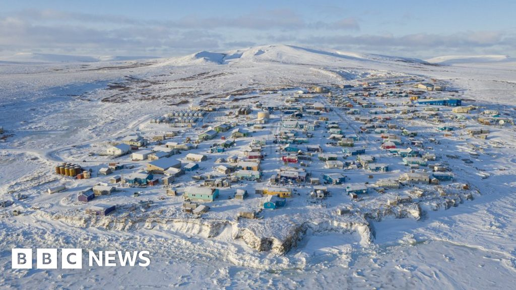 US census kicks off by counting first person in rural Alaska