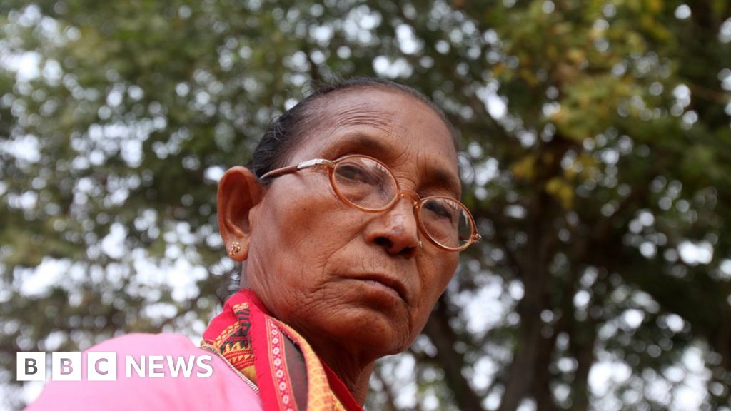 The Indian woman who hunts the witch hunters - BBC News