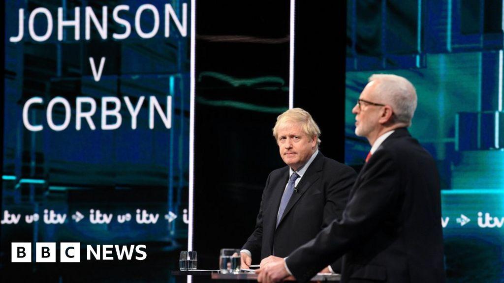 Election debate: Five things that Johnson v Corbyn head-to-head