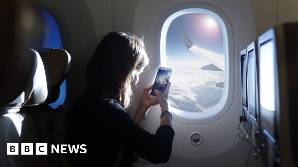 Climate change: Make people fly less, ministers told