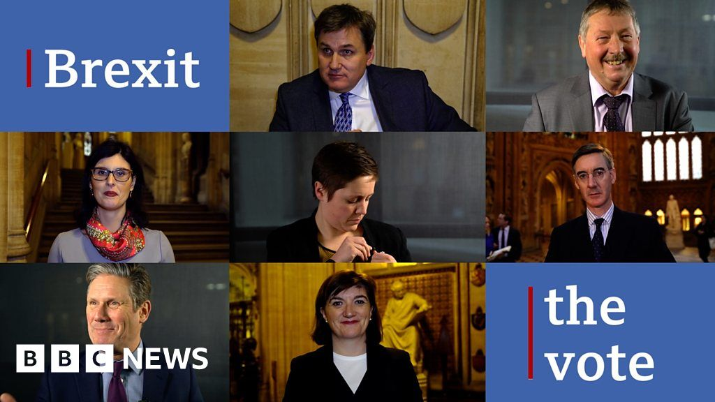 Brexit vote: What is Theresa May up against?