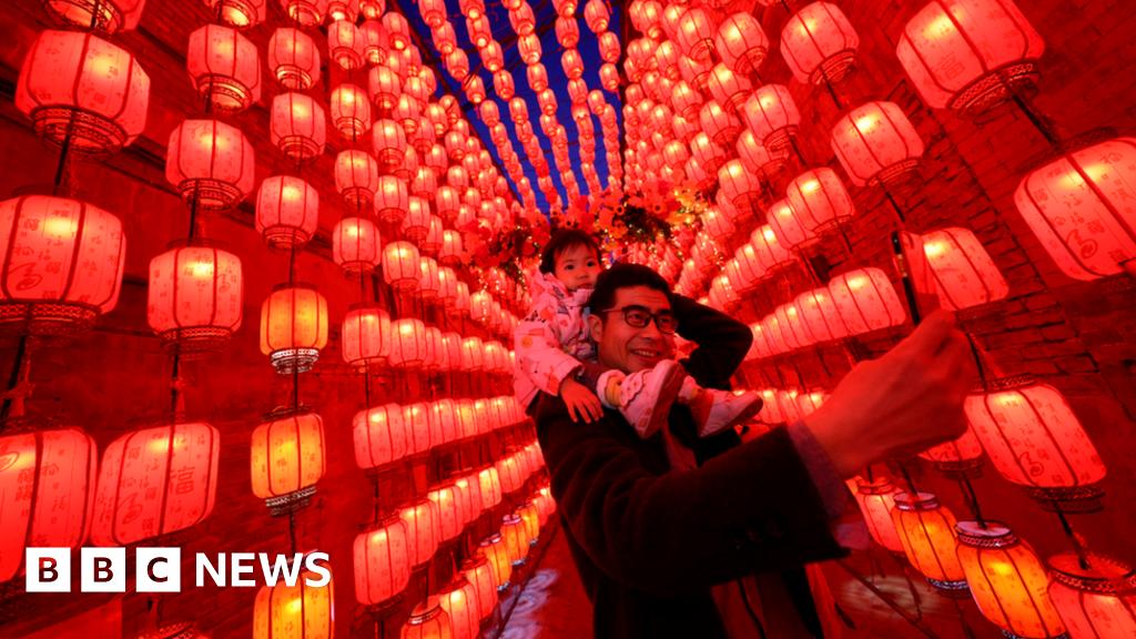 China celebrates colourful Lantern Festival