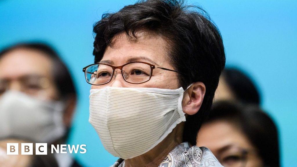 HK leader dismisses concerns over freedoms