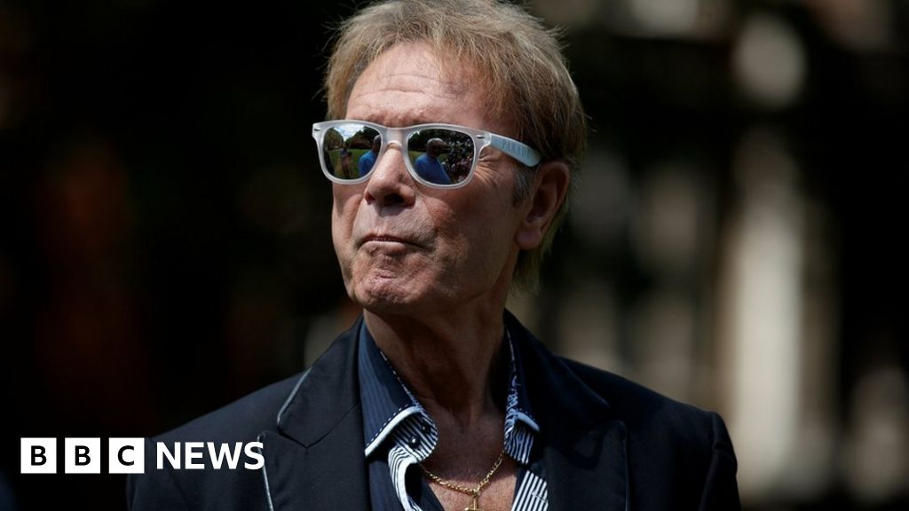 Sir Cliff Richard: the BBC pays £2m in the final financial statement in accordance with the privacy case