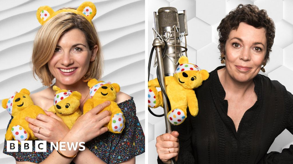 Children in Need boss  saddened  by charity album s chart exclusion