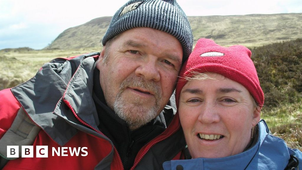 The impact of the death of my husband had on the NHS-staff