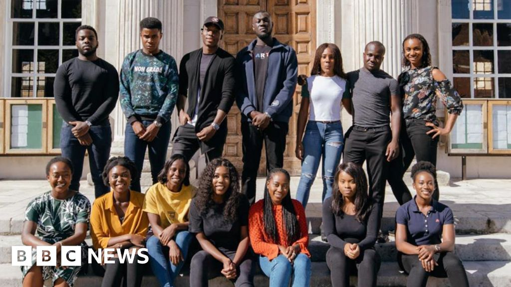 Stormzy helps rise in black students at Cambridge