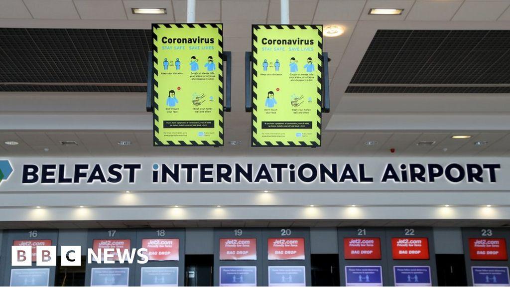 Coronavirus: Quarantine 'stake through the heart' of airport thumbnail