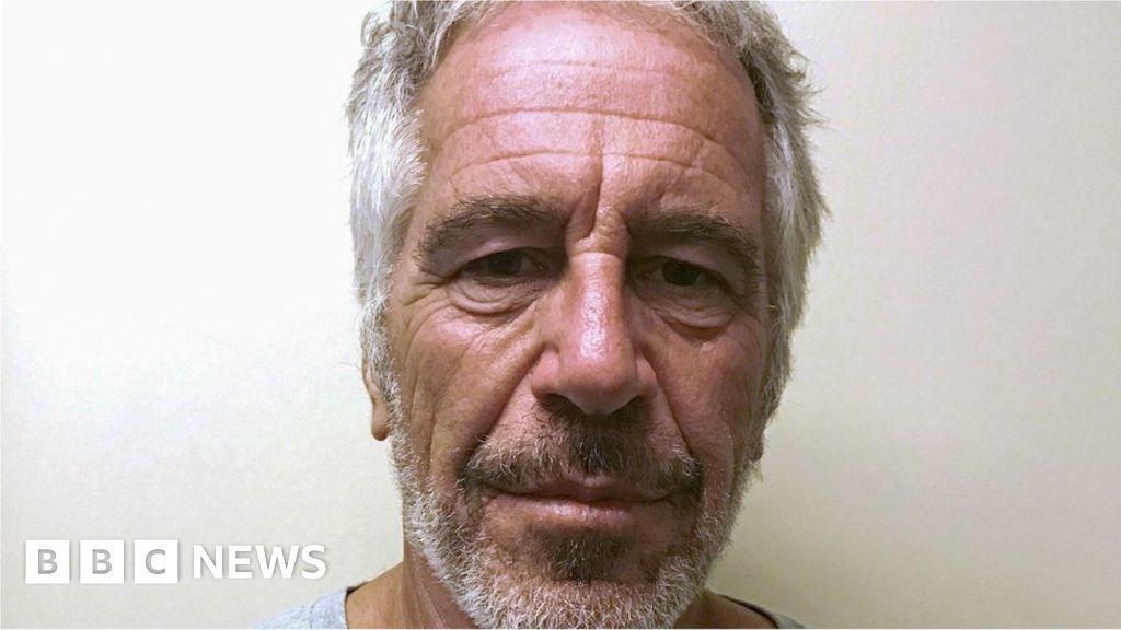 Epstein jail CCTV erased by 'technical errors'