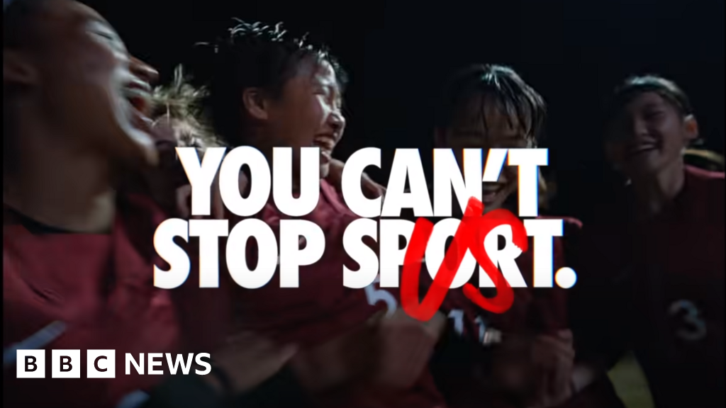 Nike's diversity advert causing a backlash in Japan