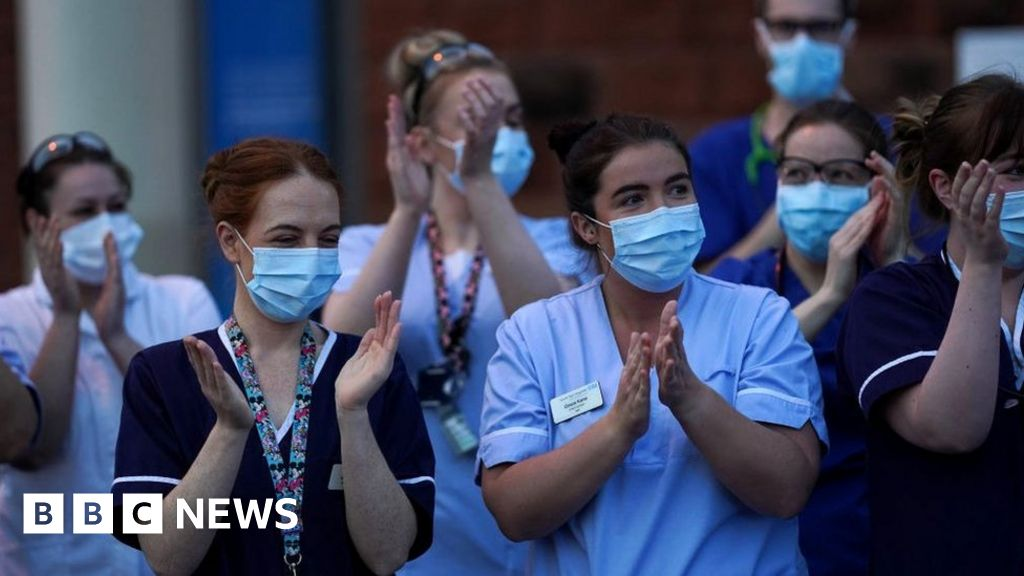Coronavirus: Key-workers clapped and cheered, but what are they paid?