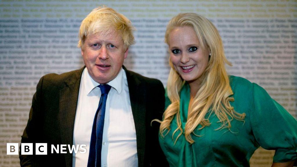 Jennifer Arcuri says Boris Johnson  cast me aside like some gremlin