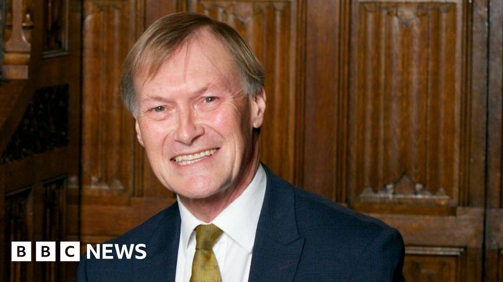 Sir David Amess death: Jo Cox s husband had  physical reaction  to killing