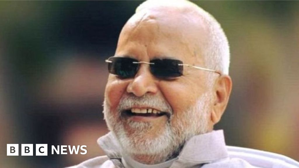 Swami Chinmayanand: India ex-minister arrested in sexual abuse case