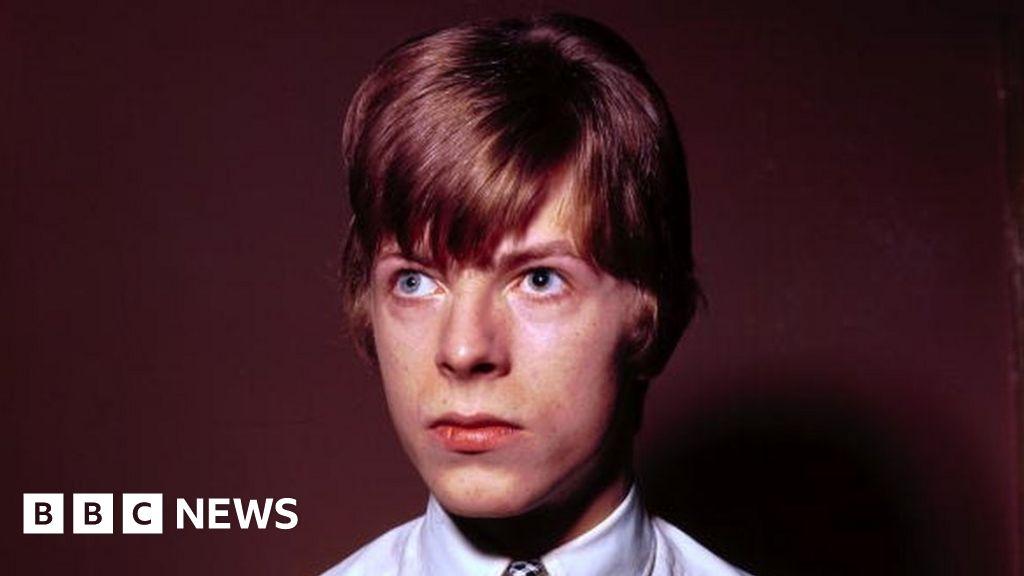 David Bowie: First studio recording 'found in bread basket'