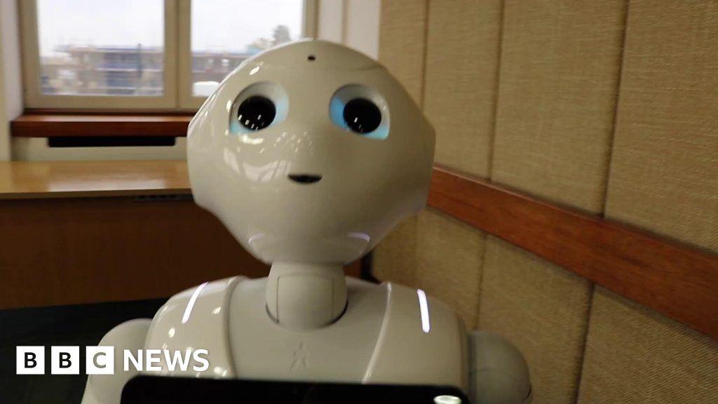 Council enlists child-size robot helper