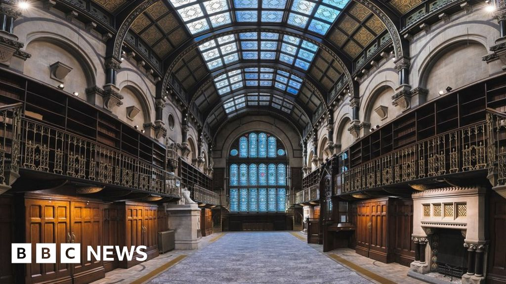 Newcastle's Mining Institute reopens after £8.9m revamp