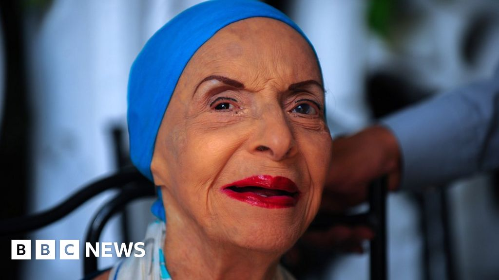 Alicia Alonso: the Legendary ballet dancer, dies at the age of 98 years