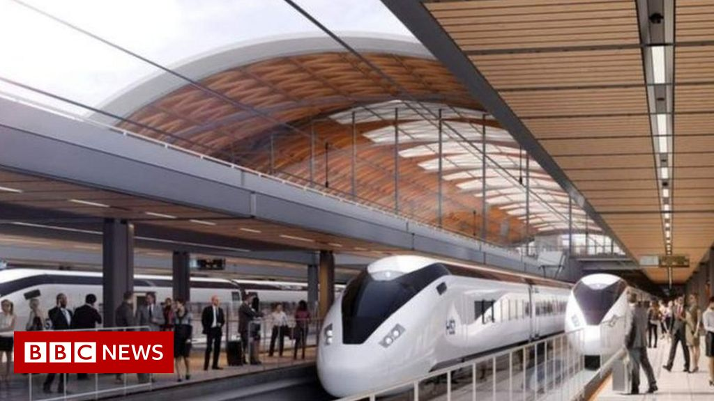 HS2 construction gets the green light, despite lockdown