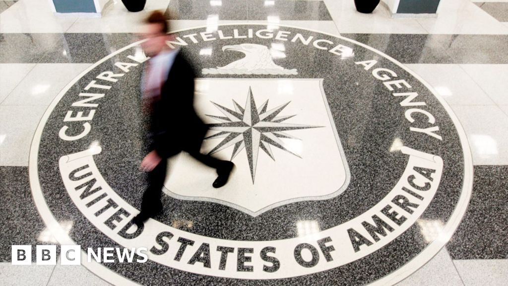 US ex-agent held for 'spying for China'