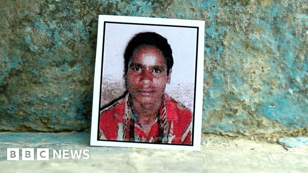 The Indian Dalit man killed for eating in front of upper-caste men