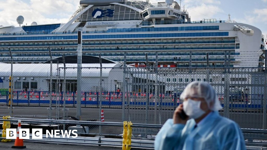 Britons told to stay on coronavirus cruise ship