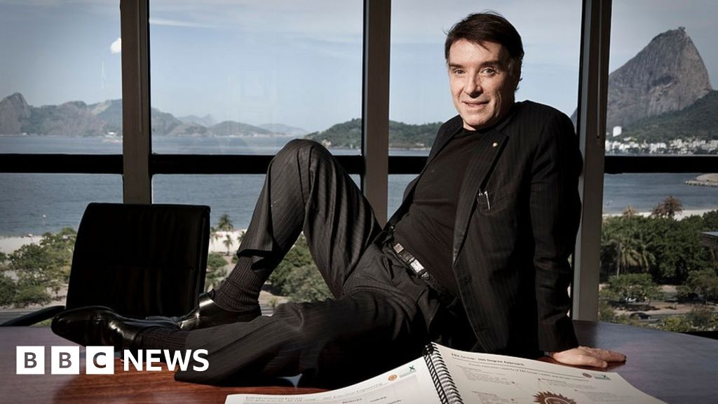 The fall of Brazil's playboy billionaire - BBC News