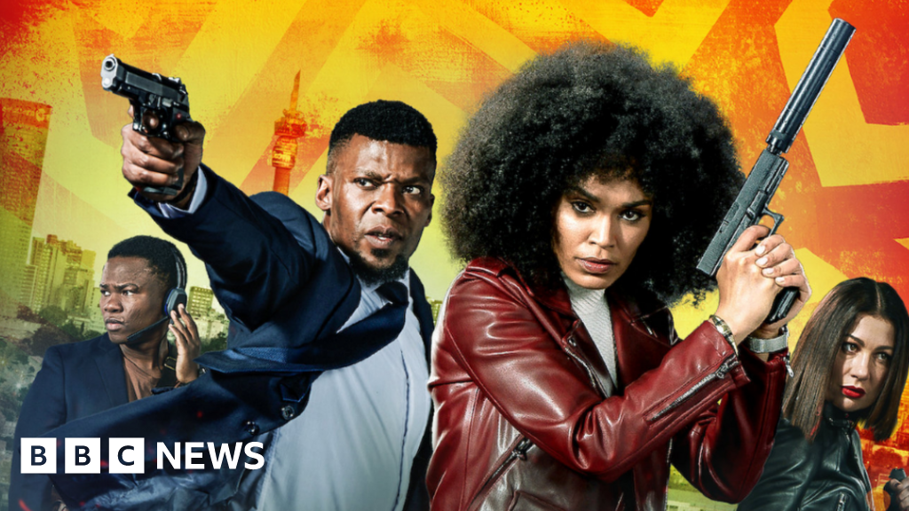 Netflix's first African series premieres