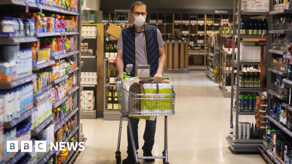Coronavirus: New face covering rules come into force in England