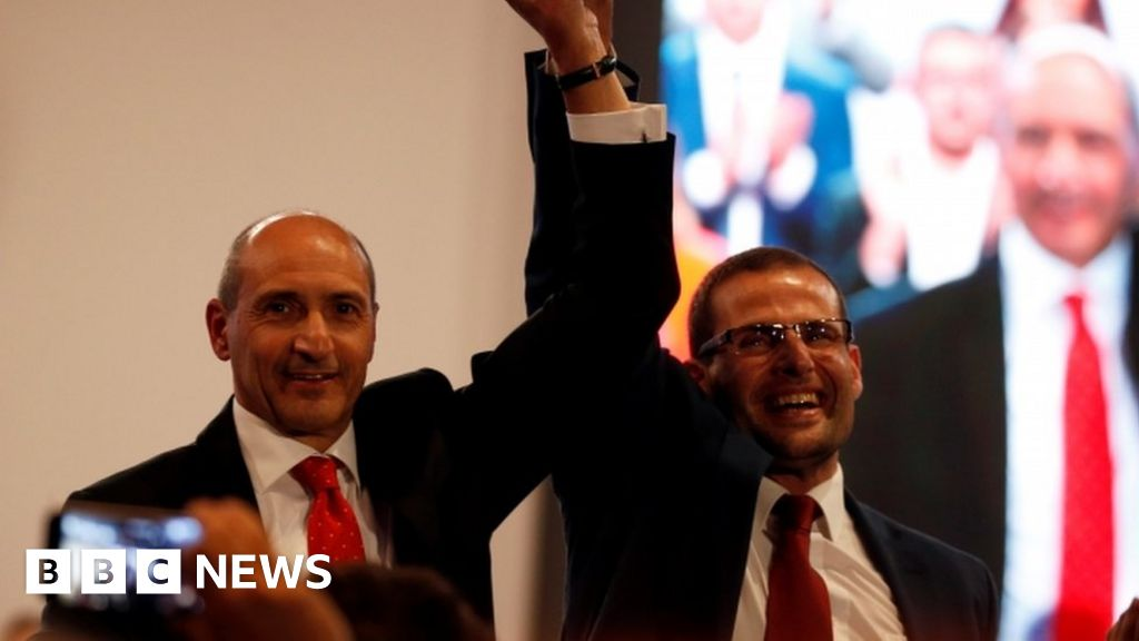 Malta's ruling party elects new PM after scandal
