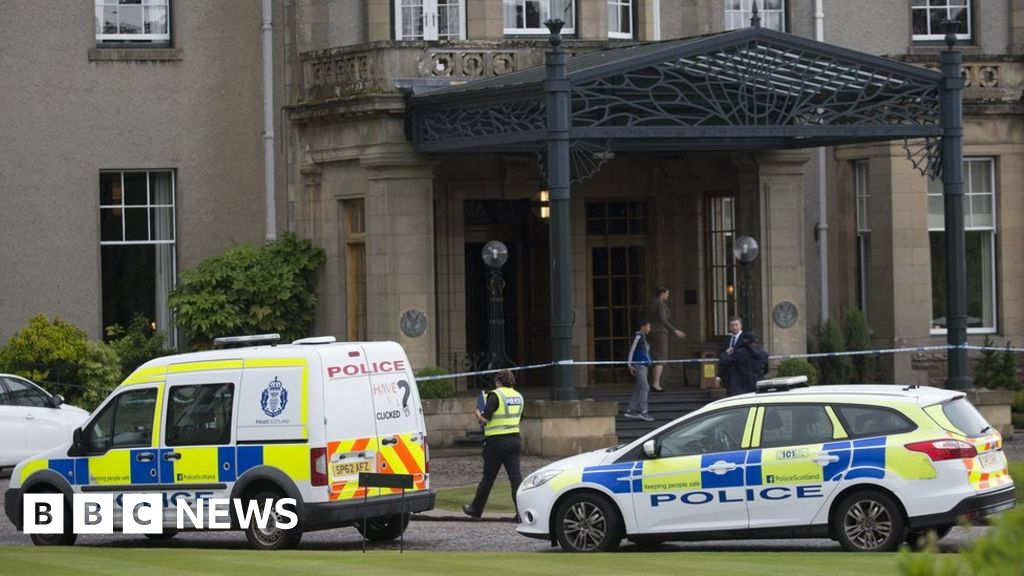 Second man in court over £500,000 Gleneagles Hotel armed ...
