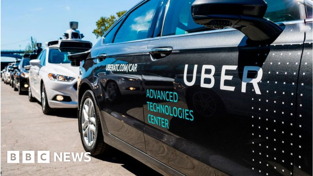 Toyota To Invest 500m In Uber In Driverless Car Deal Bbc News