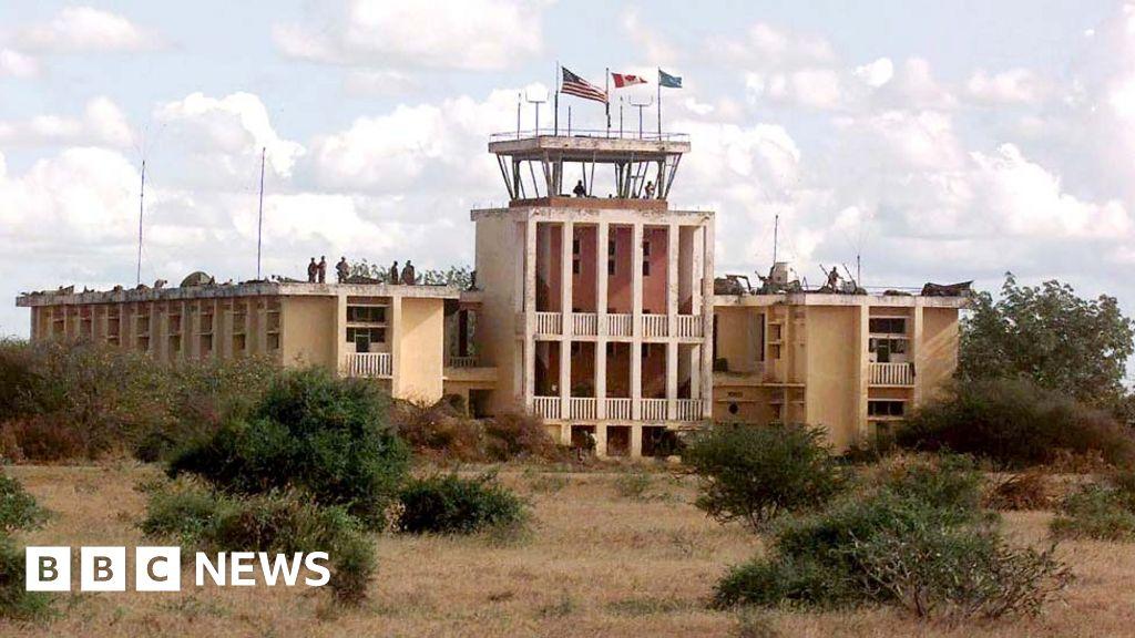 Jihadists  attack US Baledogle training base in Somalia