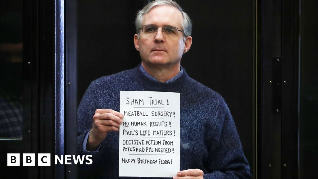 Paul Whelan: The curious case of ex-marine in prison for spying in Russia