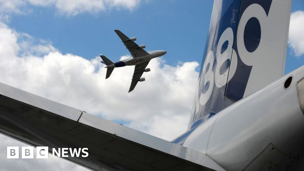 Airbus warns no-deal Brexit could see it leave UK