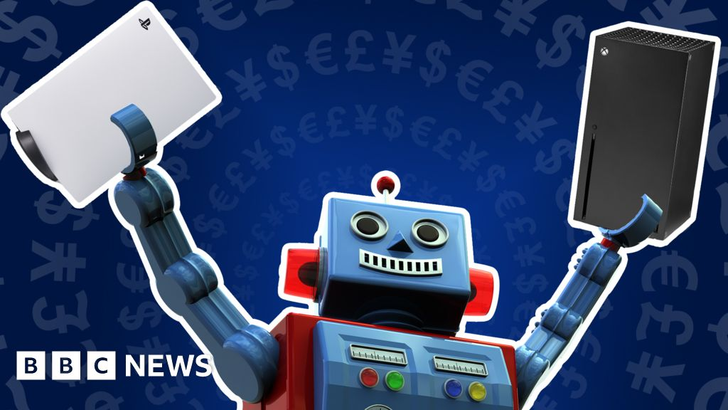 Black Friday: Why bots will beat you to in-demand gifts - bbc