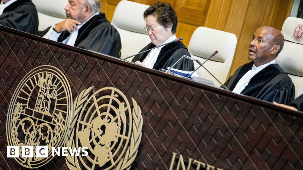 International Court of Justice orders US to ease Iran sanctions