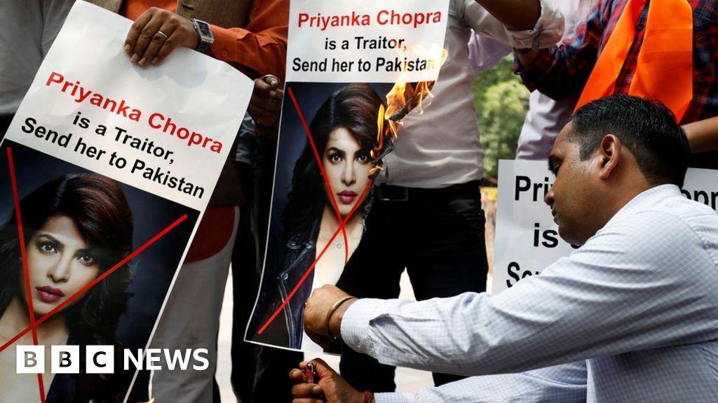 Priyanka Chopra sorry for Quantico Hindu plotline.