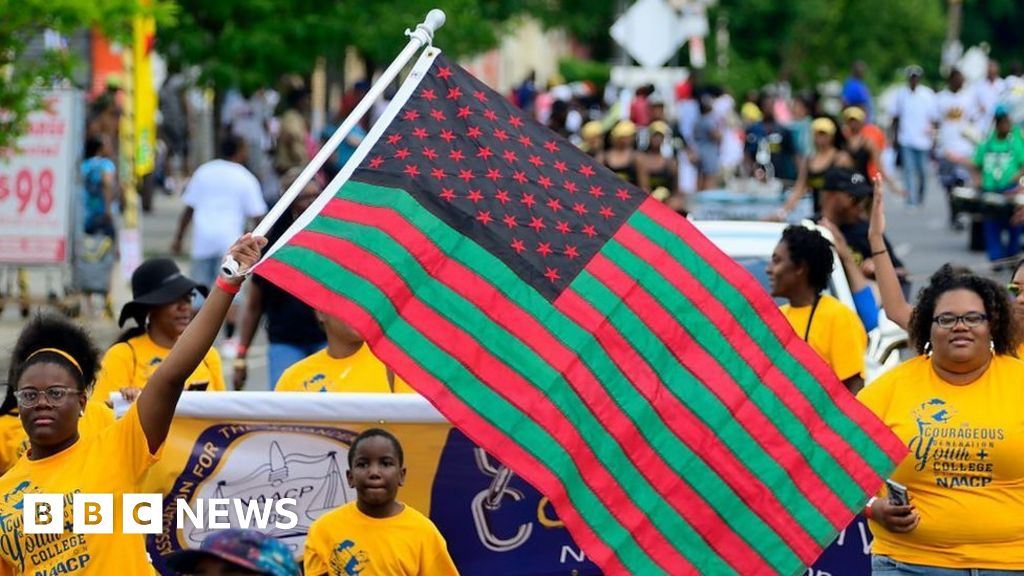 The U.S. Senate is voting to make Juneteenth a holiday