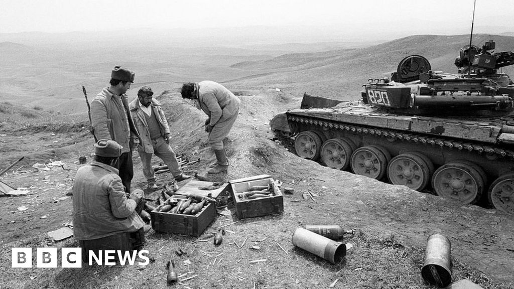 Armenia-Azerbaijan: What's behind the Nagorno-Karabakh conflict?