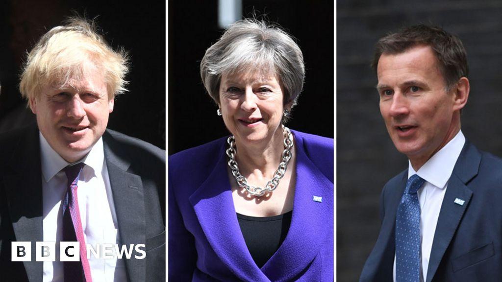 Hunt replaces Johnson amid Brexit turmoil