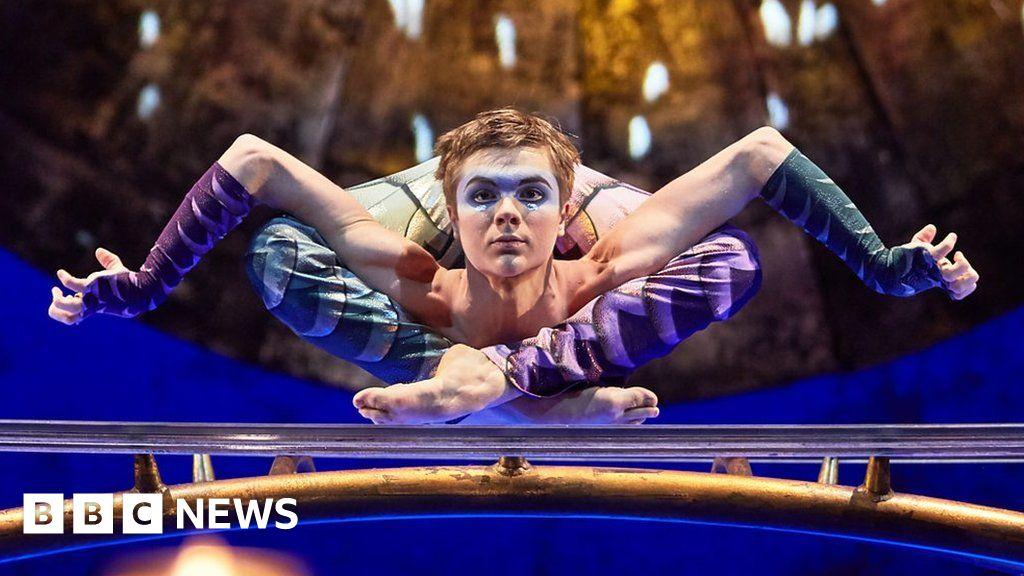 "Cirque du Soleil: I have reached ""extreme flexibility"