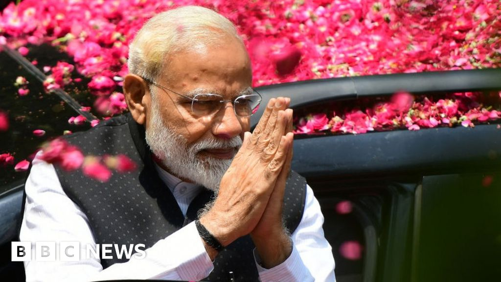 India elections 2019: Modi on ballot as polling ends