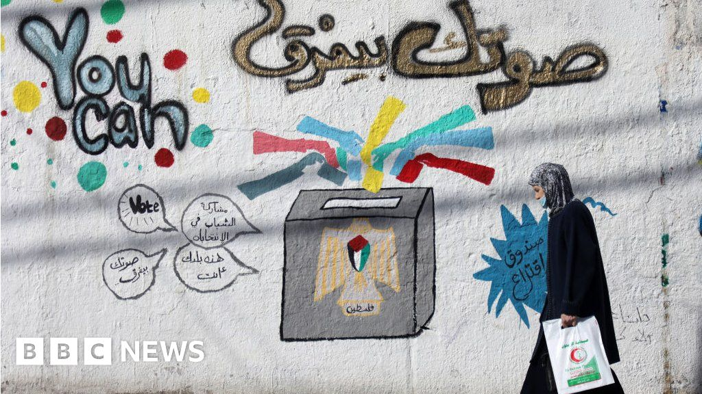 Palestinian election: Leaders face reckoning as rare vote looms