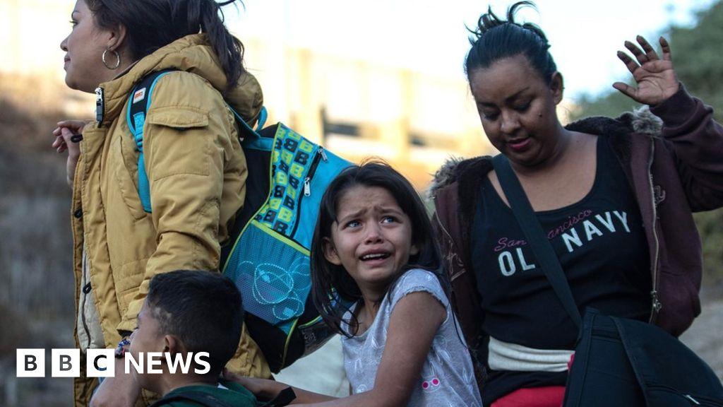 Girl dies in custody at US-Mexico border