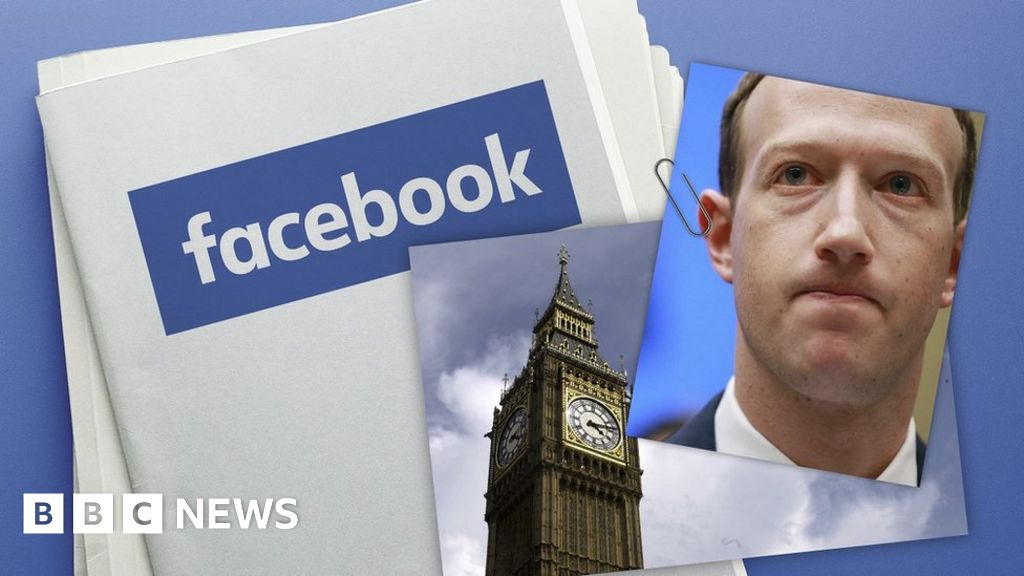Facebook Chief's Emails Exposed by MPs
