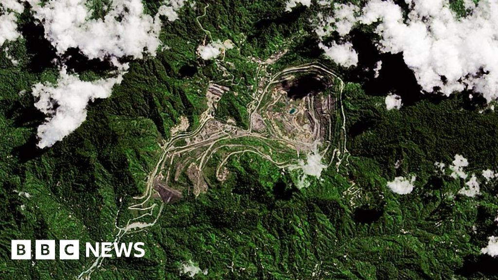 Mining giant accused of poisoning PNG rivers