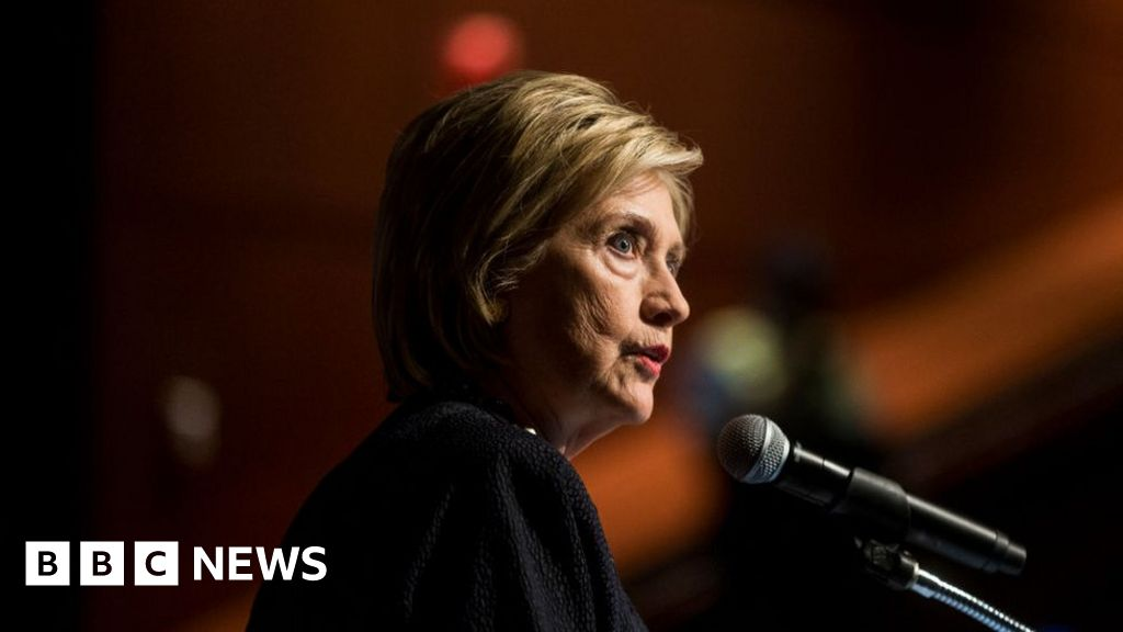 Hillary Clinton: Russia  grooming  Democratic candidates