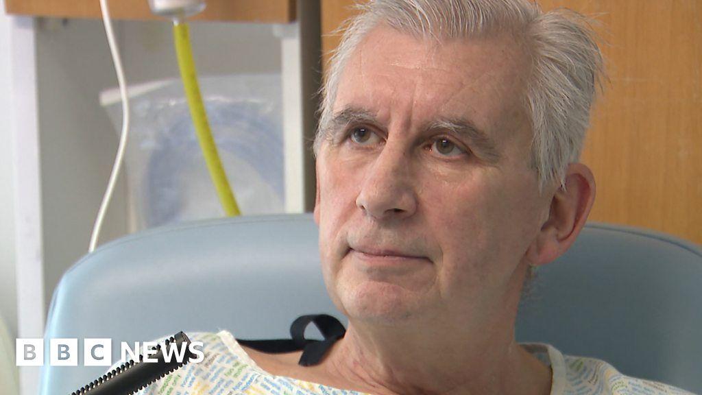 Coronavirus: Two weeks on a ventilator fighting Covid-19 thumbnail